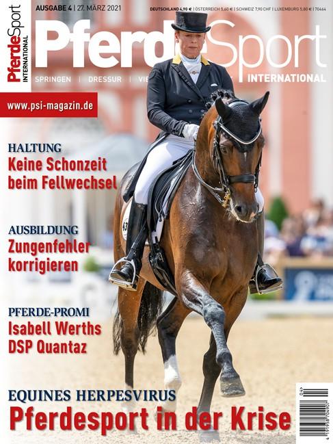 E-PAPER - PferdeSport International 2021/04