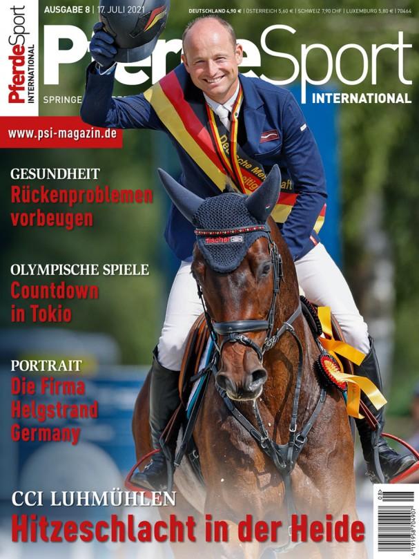 E-PAPER - PferdeSport International 2021/08