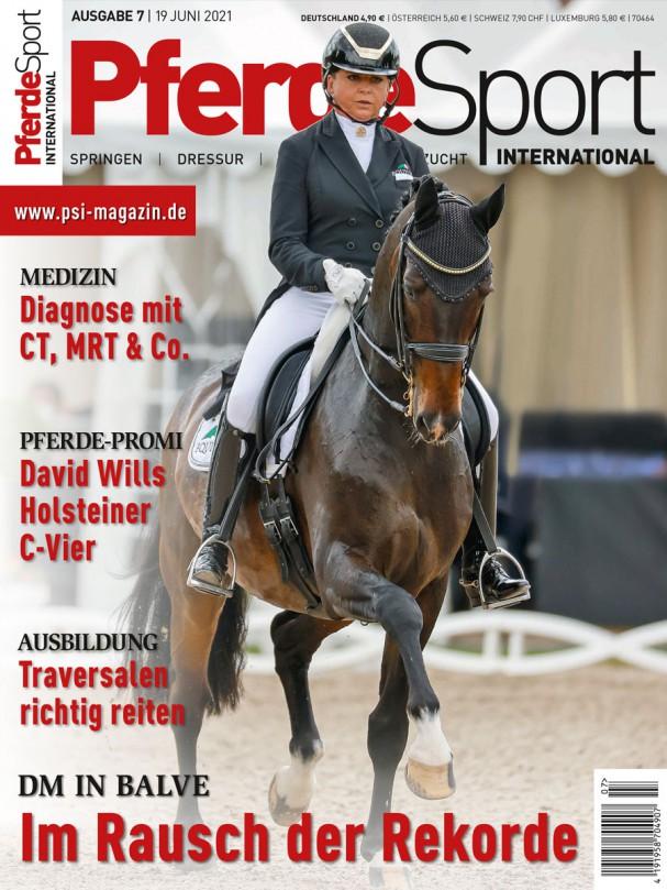 E-PAPER - PferdeSport International 2021/07