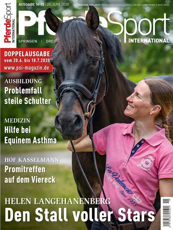 E-PAPER - PferdeSport International 2020/14-15