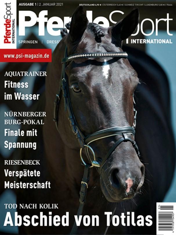 E-PAPER - PferdeSport International 2021/01