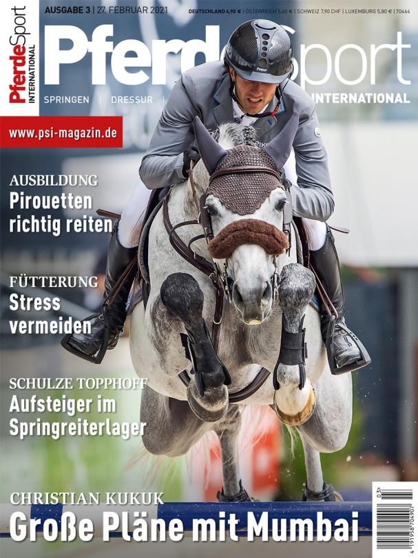 E-PAPER - PferdeSport International 2021/03