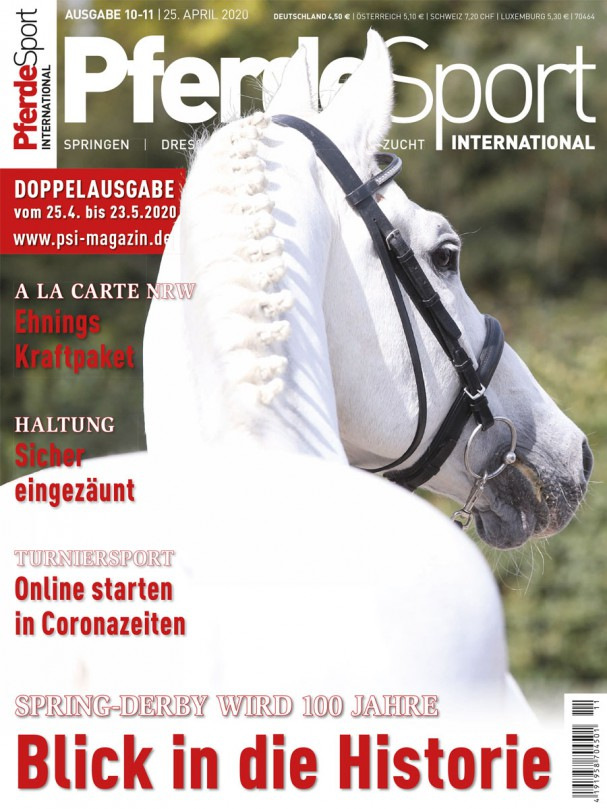 E-PAPER - PferdeSport International 2020/10-11