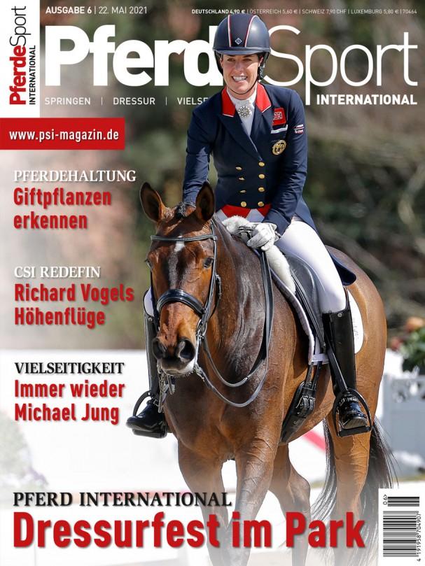 E-PAPER - PferdeSport International 2021/06