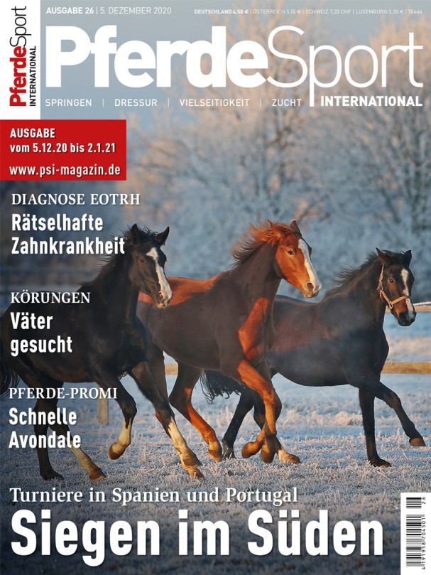 E-PAPER - PferdeSport International 2020/26