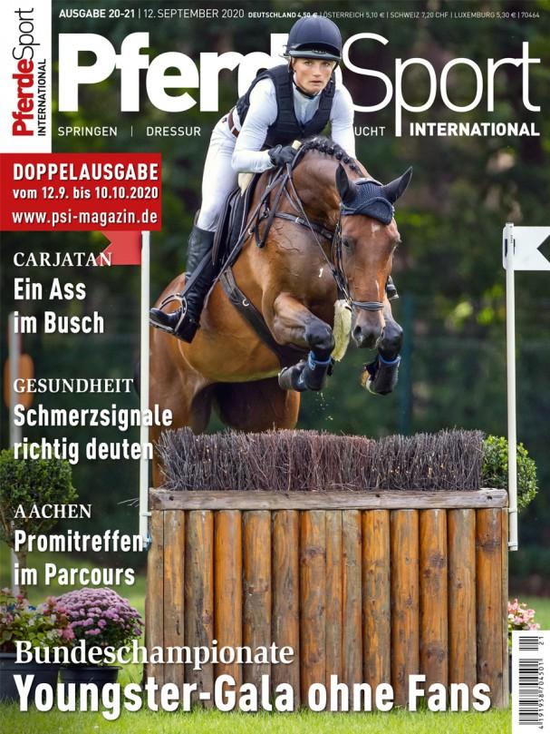 E-PAPER - PferdeSport International 2020/20-21