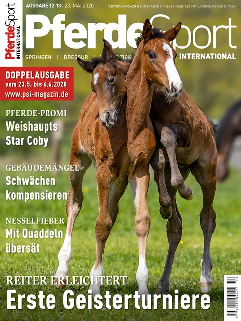 E-PAPER - PferdeSport International 2020/12-13