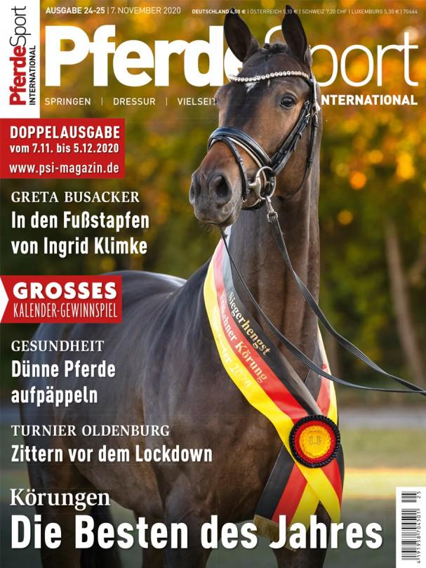 E-PAPER - PferdeSport International 2020/24-25